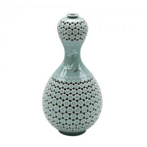 Celadon Gourd Bottle
