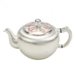 Silver Teapot(Model: YX-D4A)