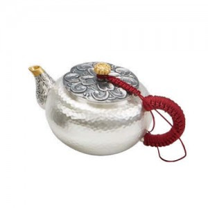 Silver Teapot(Model: YX-E1)