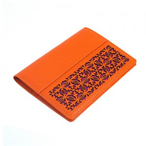 Vajra kkotmun passport wallet (yeonhong)