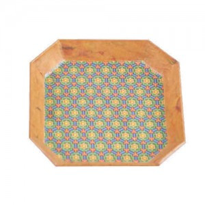 Tea coasters octagonal