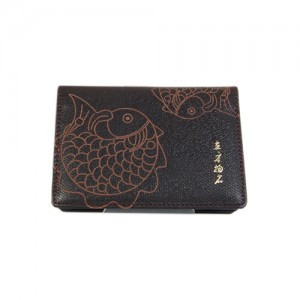 Highway Business Card Book (fish)