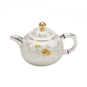 Silver Teapot (Model: YX-K12)