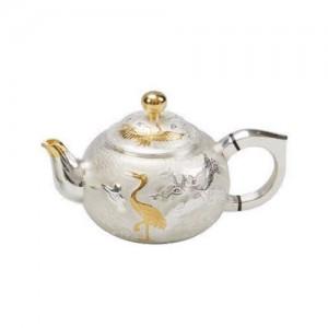Silver Teapot (Model: YX-K6)