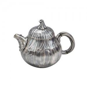 Silver Teapot (Model: YX-A4)