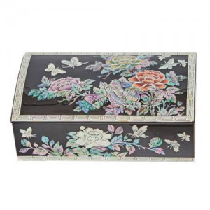 Business card case(Design: Peony)