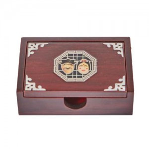 Business card case (Design: Korean traditional mask)