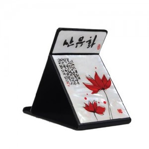 Bianqing mobile phone cradle (folk)
