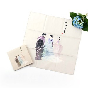 Hanbok(Korean Traditional Costume) Handkerchief