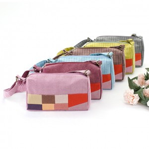 Cross Bag by Patchwork