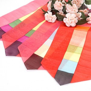 Korean Patchwork Style Table Runner (60cm)