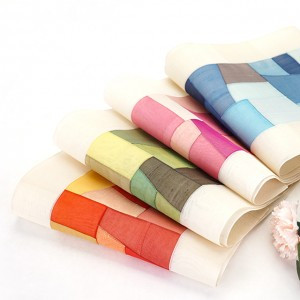 Korean Patchwork Style Table Mat (28*76cm)