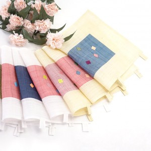 Mini Ramie Fabric Drapes (40 * 30cm)