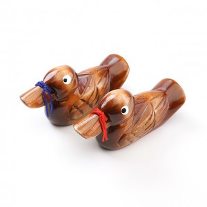 Wooden plump ducks (Large size)