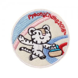 Embroidery magnet (15 kinds)
