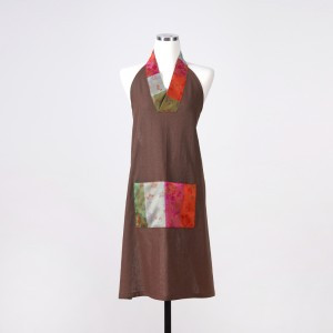 Apron by Natural Dyeing