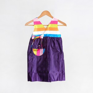 Multicolored Apron (for Child)