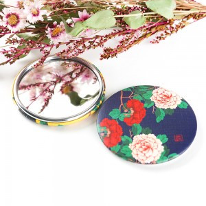 Colorful Korea Hand Mirror
