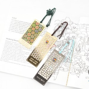 Mother-of-Pearl Bookmark