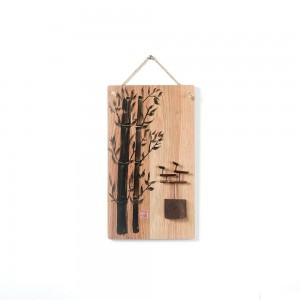 Bamboo Sotta Wall Mount
